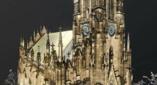 nahaufnahme-foto-3D-visualisierung-3d-rendering-cgi-mesh-modell-elisabethenkirche-basel-hohe-auflösung-drohne