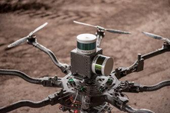 Optische-Vermessung-Drohne-velodyne-dotcube-LiDAR-Scanner-Laserscanner-Genauigkeit-3D-Bestandsaufnahme