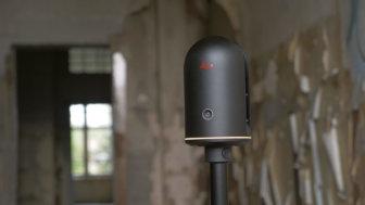 Optische-Vermessung-Drohne-Leica-BLK-360-LiDAR-Scanner-Laserscanner-Genauigkeit-3D-Bestandsaufnahme