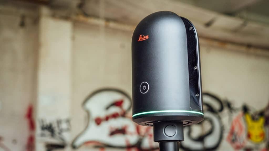 Optische Vermessung per Drohne und LiDAR – Wie genau ist eine 3D Bestandsaufnahme?