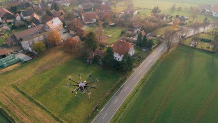 Drohne-Topshot-Vermessung-Photogrammetrie-Kartierung