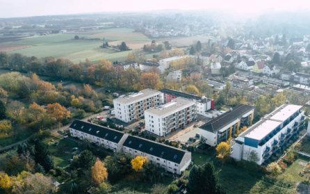 Neubau-Rodgaustrasse-Darmstadt-Visuelle-Dokumentation-per-Drohne-Darmstadt-Dreidimensionale-Dokumentation