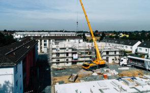 Einbau-Bad-Modul-Visuelle-Dokumentation-per-Drohne-Darmstadt-Dreidimensionale-Dokumentation