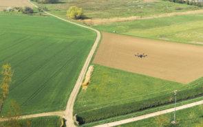 Drohnen-Wald-und-Wiese-Scan-LOGXON-PORTER-Hexacopter-Drohne-GeoSLAM-ZEB-HORIZON-LiDAR-Vermessung-Drohne-Hexacopter