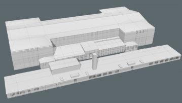 3D-Medienproduktion-mittels-Drohne-CGI-Rohmaterial-3D-Modellierung-Mesh-Model-Retopo-CGI-Rohmaterial-3D-Medienproduktion-Drohne-VFX-Film-TRAUMFABRIK-Studio-Babelsberg