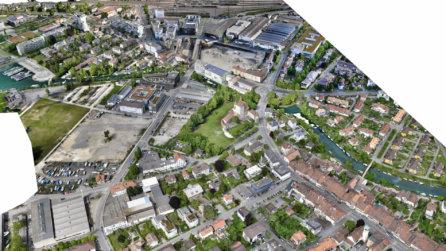 nahaufnahme-foto-details-fluss-burg-3D-visualisierung-3d-rendering-cgi-mesh-modell-biehl-schweiz-drohne-scan-2