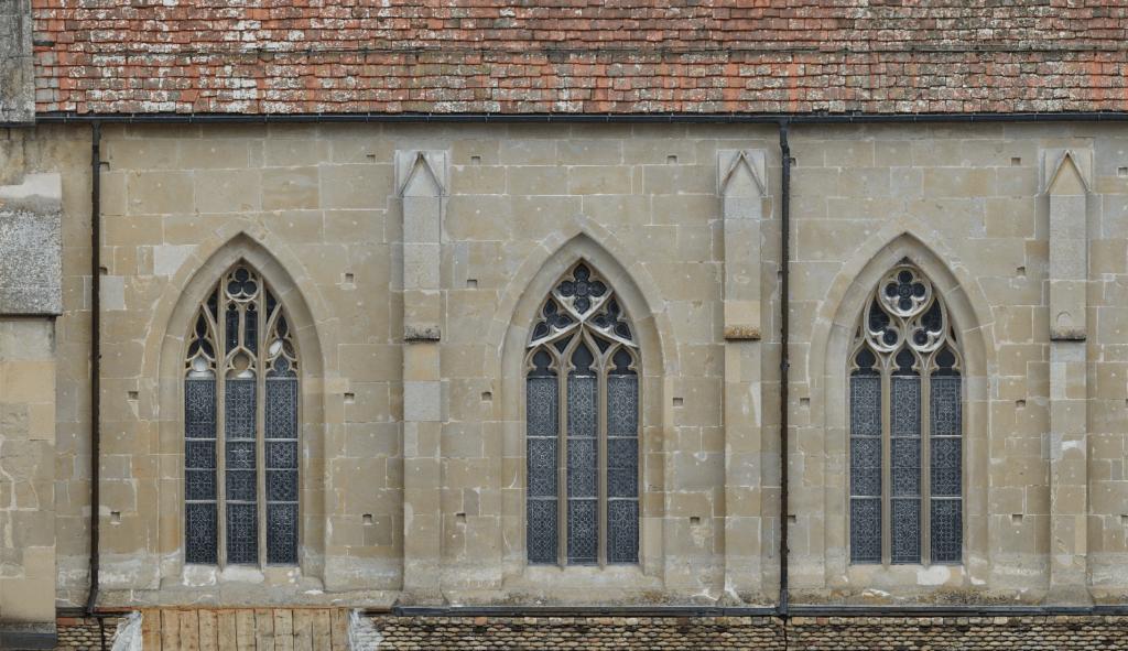 Orthofoto-Photogrammetrie-Drohne-Fassade-Kirche-Kirchenfassade-Fassadenvermessung-Schadenskartierung-Denkmalschutz