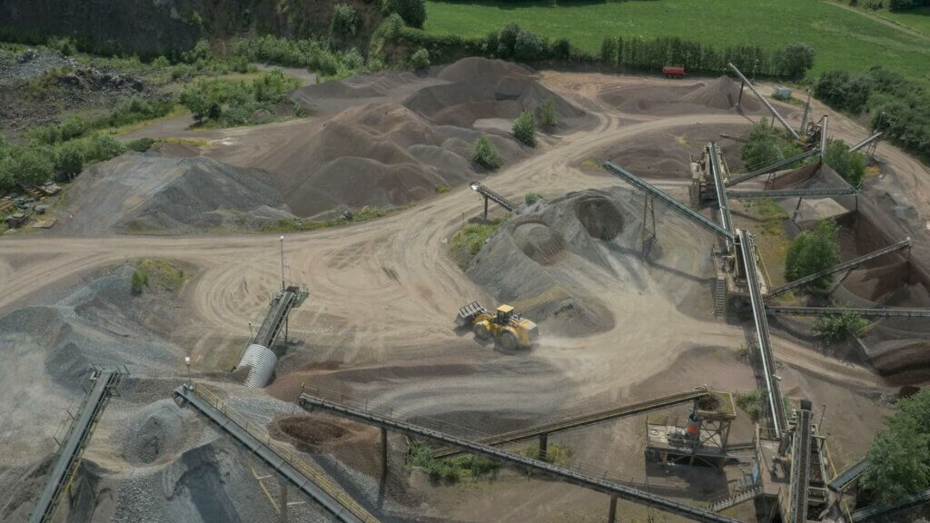 volume-calculation-for-landfills-stockpiles-by-drone