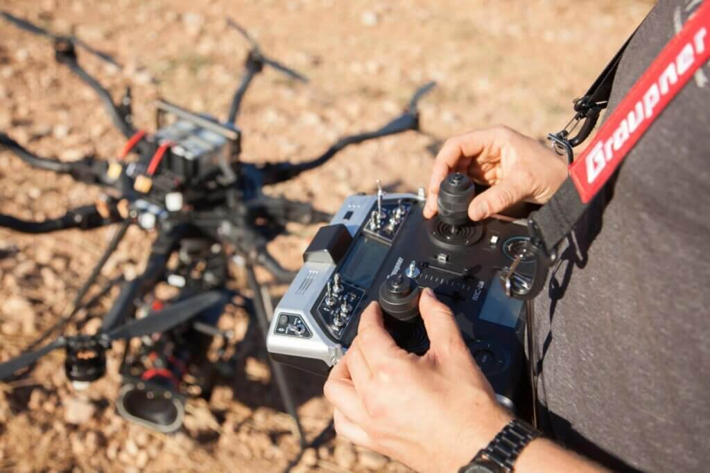 Bestandserfassung mit Flugroboter – sicher, schnell und flexibel