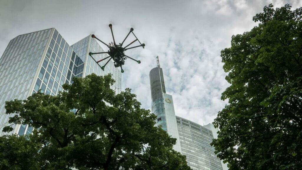 Drones as a Service (DaaS) am Beispiel LOGXON erklärt