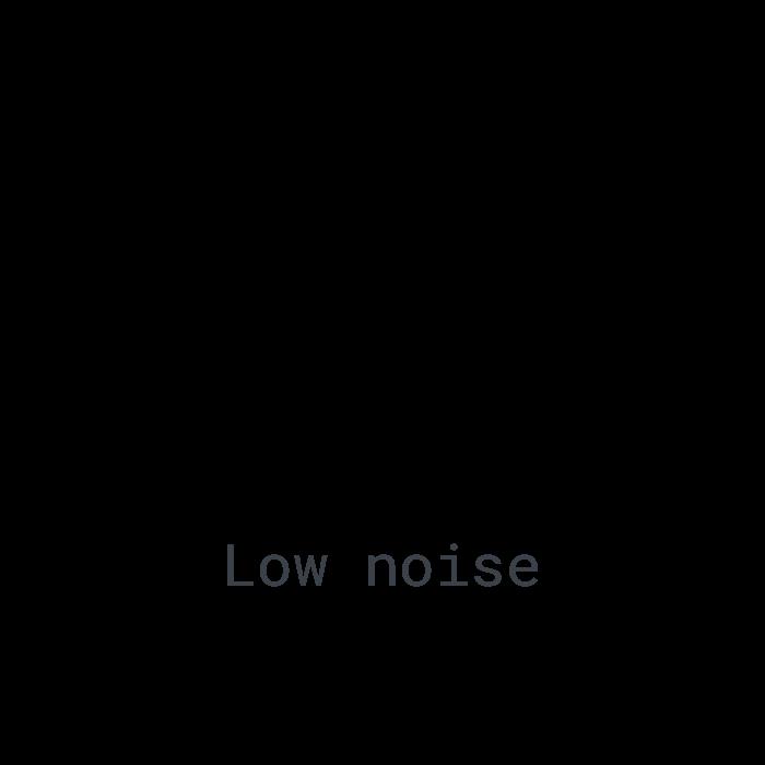 LOGXON-Icon-low-noise-quiet-speaker