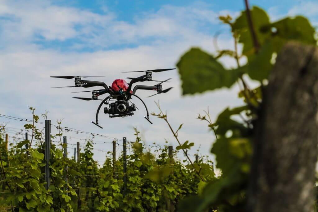 Hochgenaue Drohnen Photogrammetrie aus Hessen per hightech Photogrammetrie Drohne